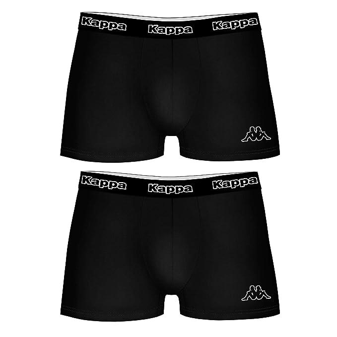 Genießen Sie kostenlosen Versand einzigartiges Design günstig kaufen Kappa Set Logo Boxer Short Mens Boxershorts 2 Pieces