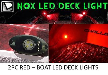 Amazon blast led red boat led deck light kit 2pc red boat blast led red boat led deck light kit 2pc red boat led deck lights aloadofball Image collections