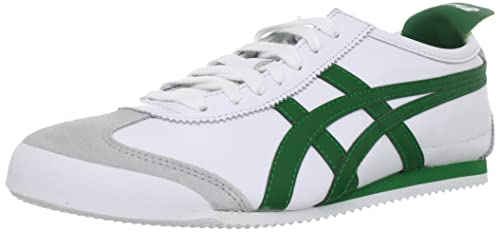 f7d39af7404 Asics Onitsuka Tiger Mexico 66 WHITE EMERALD GREEN THL7C2-0188 (27 CM
