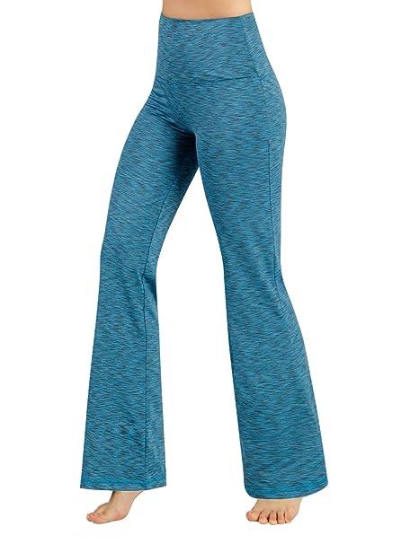 Amazon.com: ODODOS Pantalones de yoga para mujer, corte ...