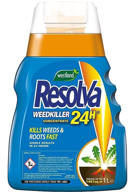 Westland Horticulture Resolva - Herbicida concentrado 24H, 1L ...