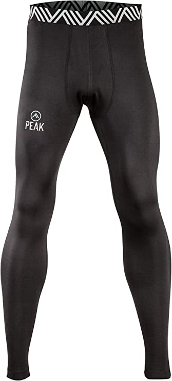 PEAK A COLDPRUF INNOVATION Womens Ankle Length Base Layer Leggings