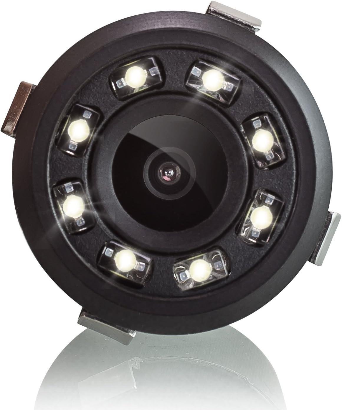 Xomax Xm 018 Universal Auto Rückfahrkamera Set Mit 8 Elektronik
