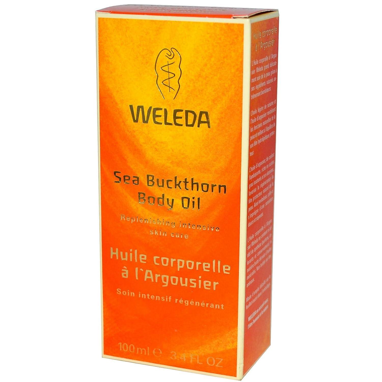 Weleda Body Oil Sea Buckthorn - 3.4 fl oz Weleda Body Oil Sea Buckthorn - 3.4 fl oz