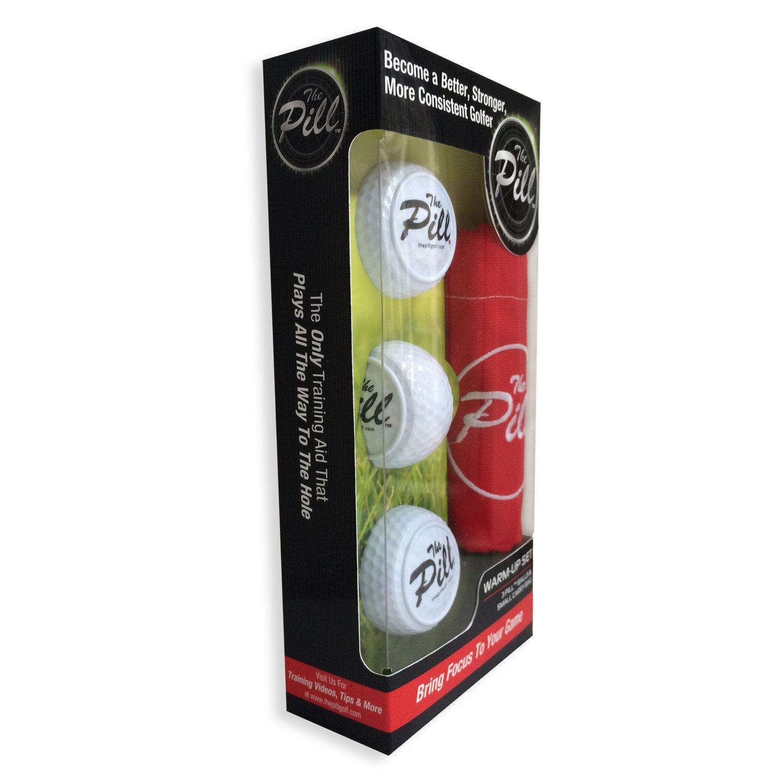 ピルゴルフウォームアップセット - ゴルファーズギフトパック   B00PCVSKCW