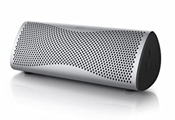 kef speakers bluetooth. kef muo wireless bluetooth speaker - silver kef speakers t