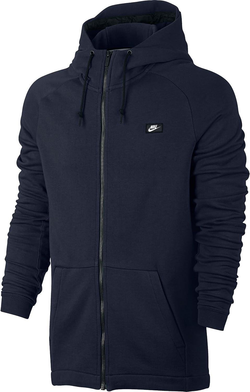 Sweat Nike Modern Hoodie Full Zip 805130 451