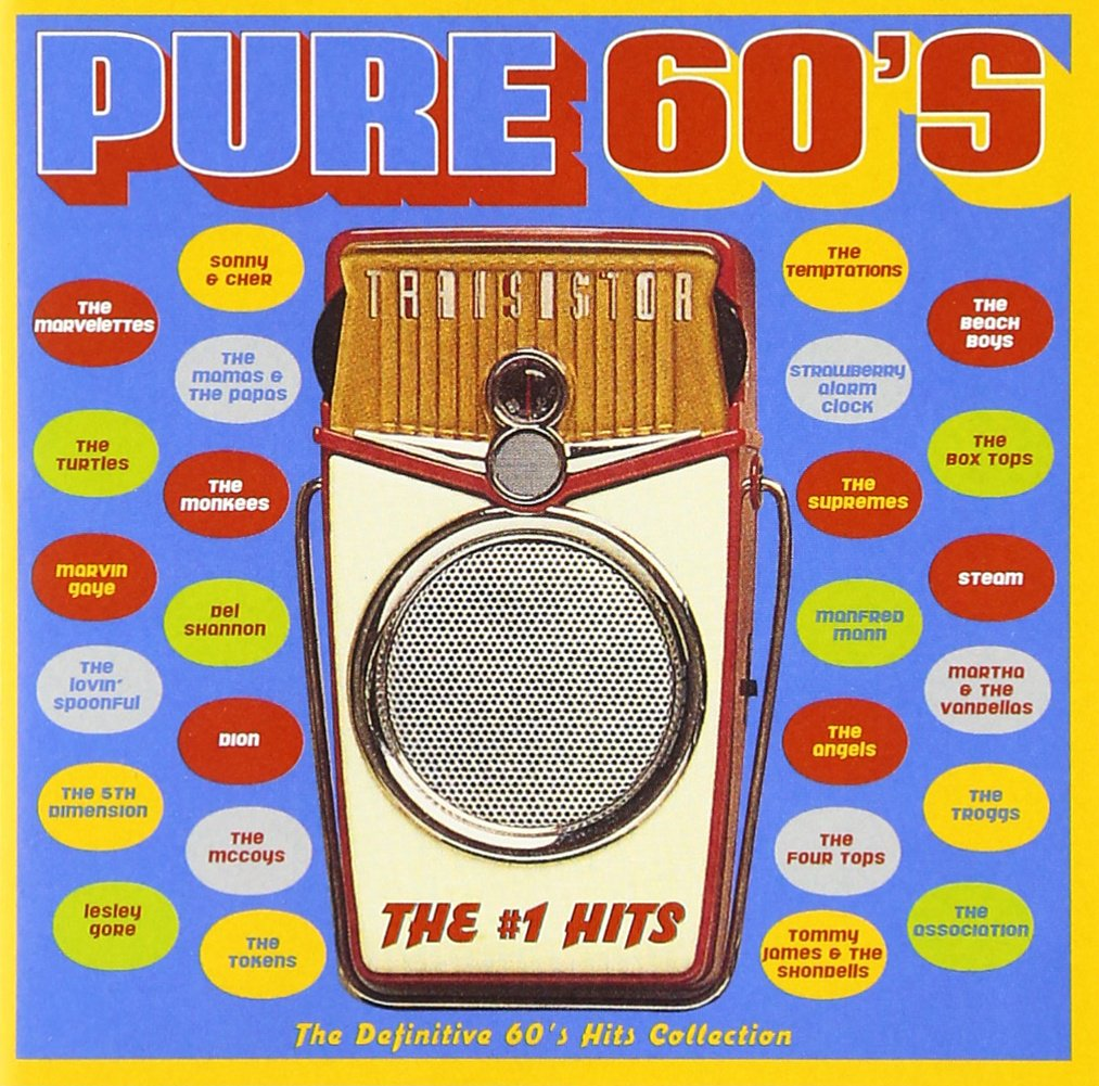 Pure 60's: The #1 Hits by UTV