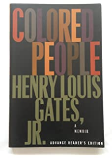 colored people a memoir - Colored People Book