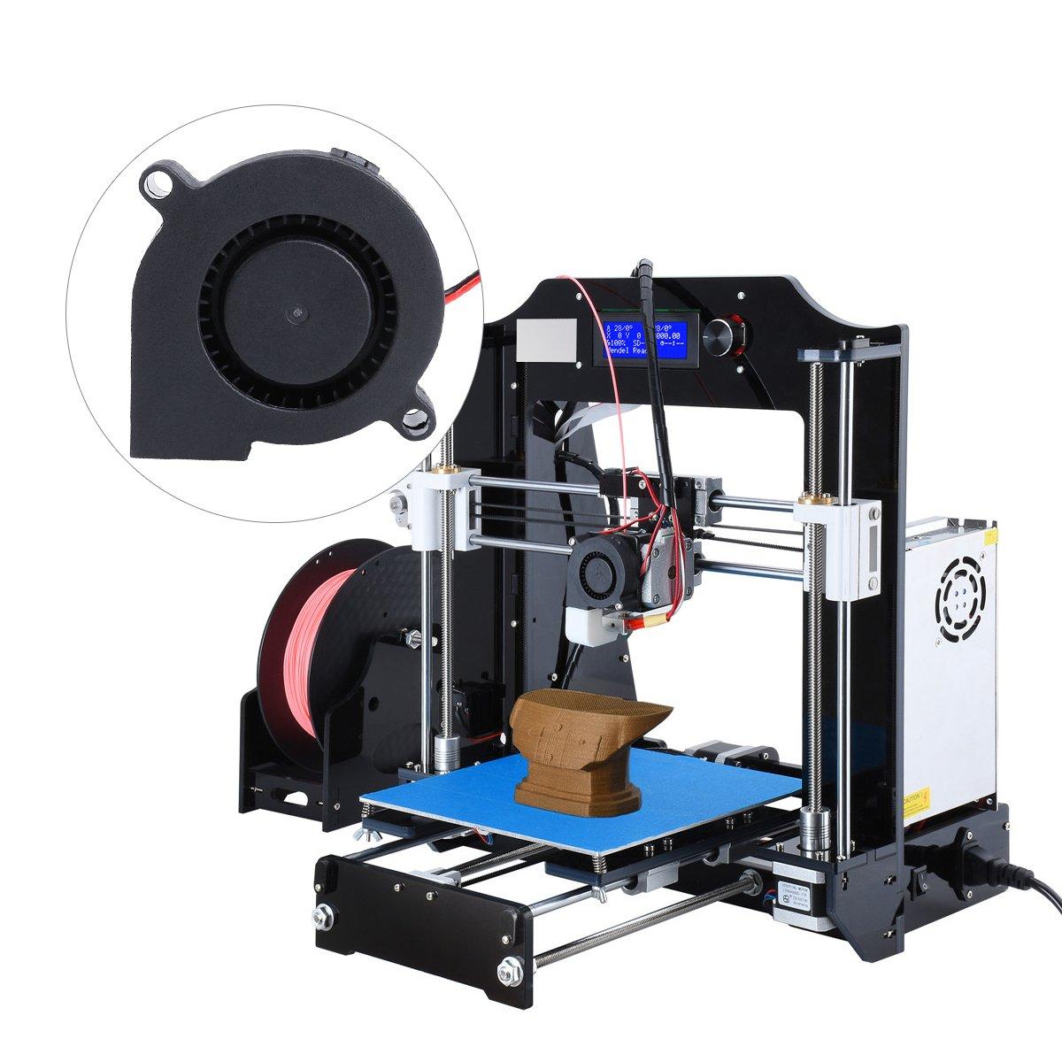Turbine Gebl/ä se Heizk/ö rper L/ü fter Ausgezeichnet f/ü r die K/ü hlung K/ü hlk/ö rper auf Hot End UEETEK DC 24V L/ü fter f/ü r 3D Drucker 3D Drucker Zubeh/ö r