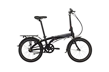 """tern Link D7i - Bicicletas plegables - 20"""" sin luces gris/negro 2017"""