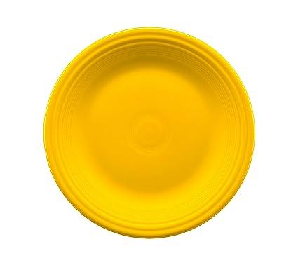 Homer Laughlin 466-342 Fiesta 10 1/2\u0026quot; Dinner Plate Daffodil  sc 1 st  Amazon.com & Amazon.com   Homer Laughlin 466-342 Fiesta 10 1/2\