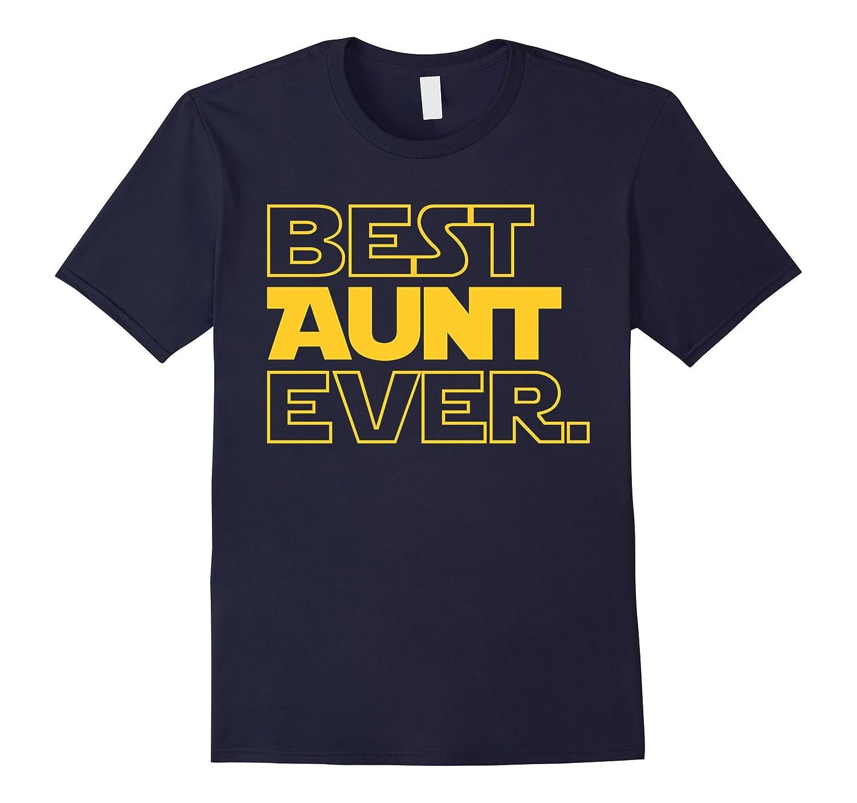 Best Aunt Ever T-shirt-Vaci