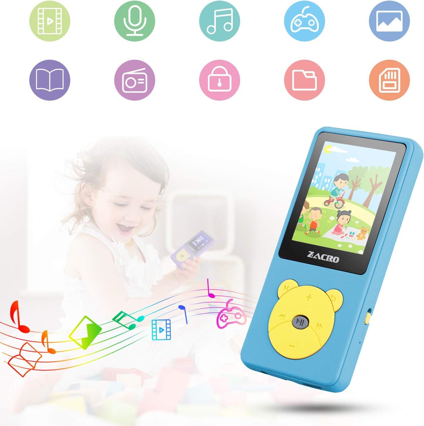 Lecteurs MP3 pour enfants