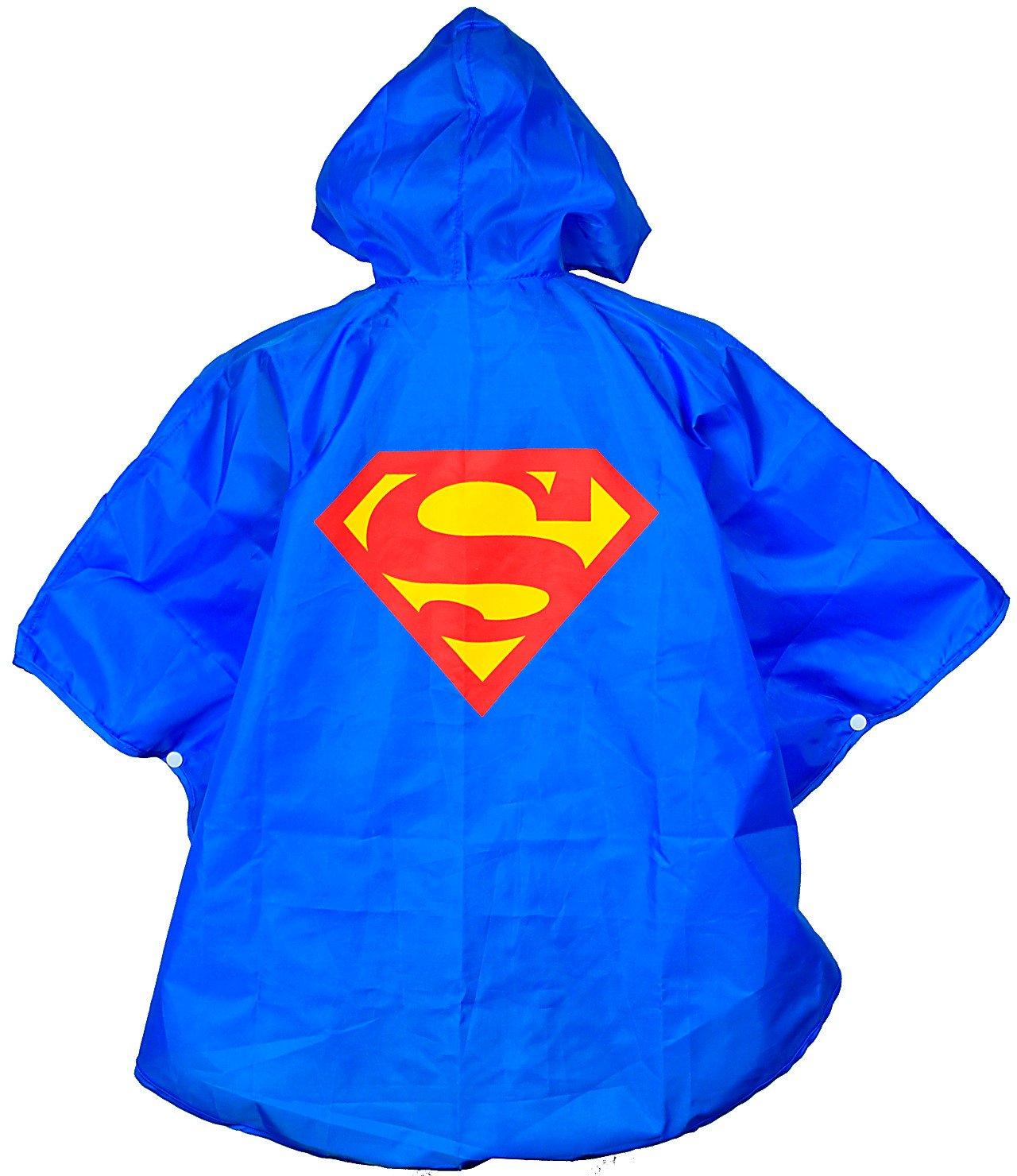... IZQUIERDA Super Mario Odyssey. €10.64. Superman chicos de la lluvia del  poncho del cabo - un tamaño - la lluvia poncho 052bb7bd224