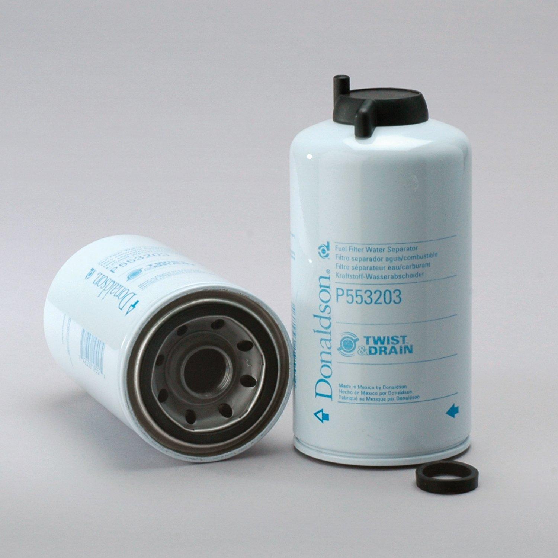 donaldson p553203 fuel filter (water separator, spin on)  p553203 water separator diesel fuel filter