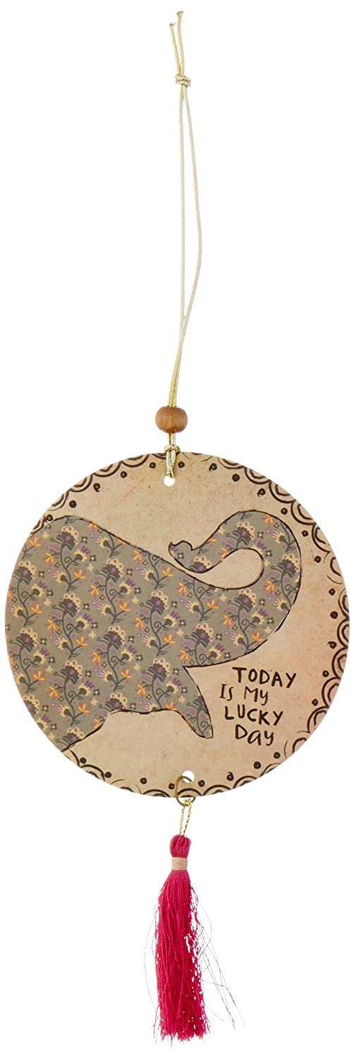 Natural Life AFR101 Tassel Air Freshener, Lucky Day, Set of 2
