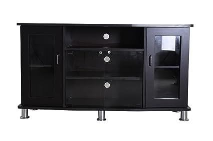 big sale 6dddb f5a0e Generic Hudson Mark Wooden LED TV Cabinet Stand /Media Unit ...