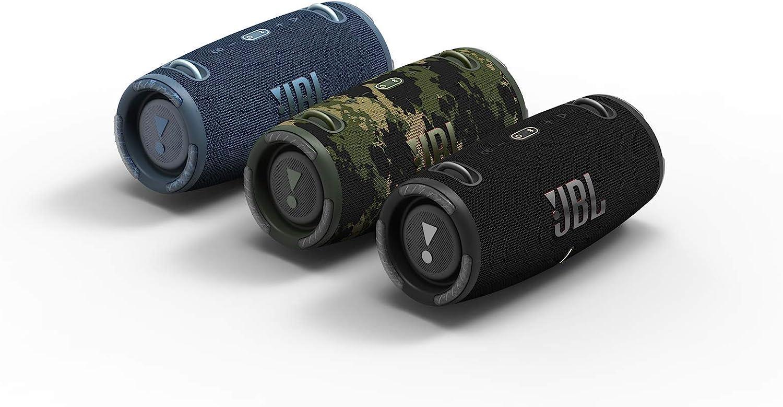 Jbl Xtreme 3 Musikbox In Blau Wasserdichter Portabler Stereo Bluetooth Speaker Mit Integrierter Powerbank Mit Nur Einer Akku Ladung Bis Zu 15 Stunden Musikgenuss Audio Hifi