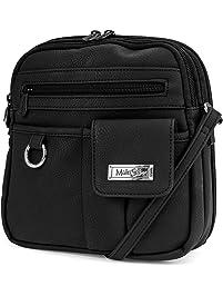 Multi Sac North South Mini Zip Around Crossbody Bag