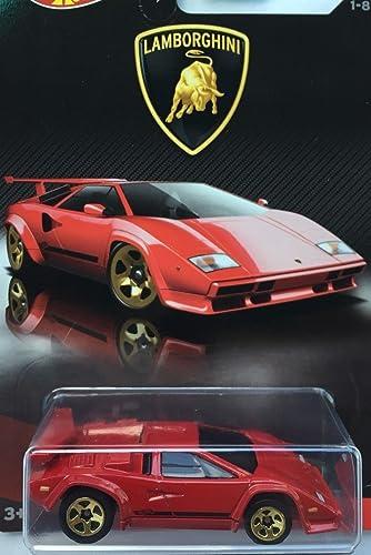 Revell 1 24 Lamborghini Countach Lp500s Plastic Model Kit Top