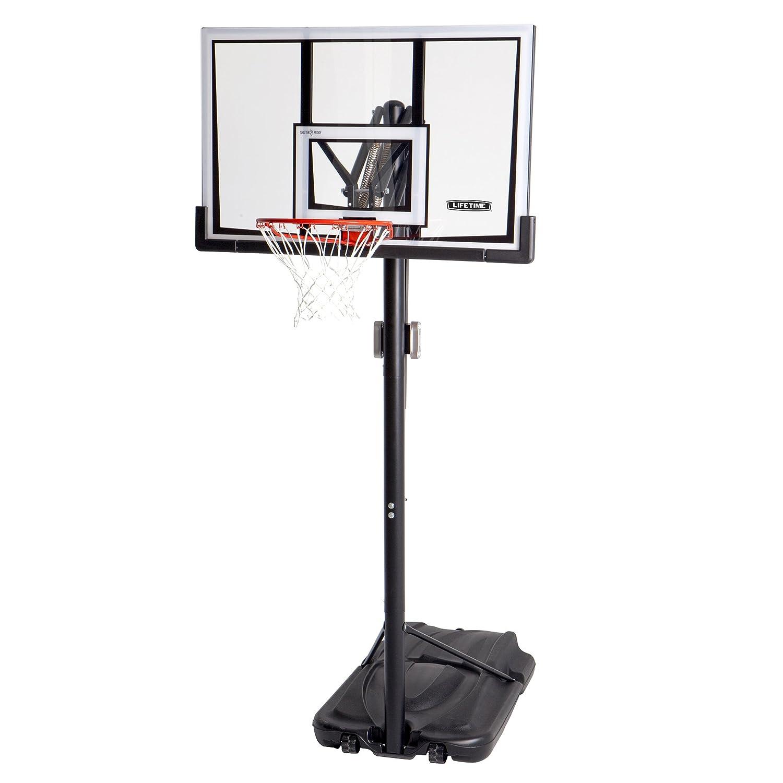 ライフタイム バスケットゴールポールパッド付 LT-90061
