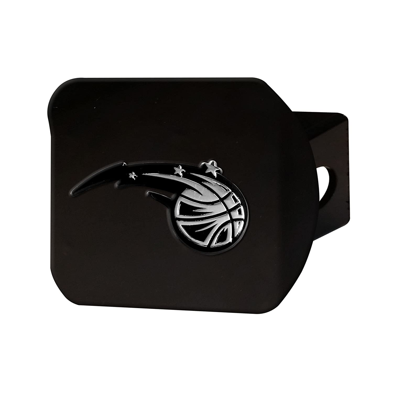 Orlando Magic Black Hitch Cover FANMATS 21017 Team Color 3.4x4 NBA