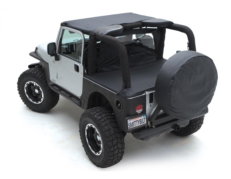 Smittybilt 92811 Gray Standard Top