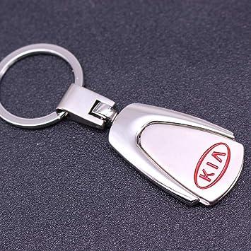KMNXVG Aplicable Al Logotipo De Kia Motors, Llavero De ...