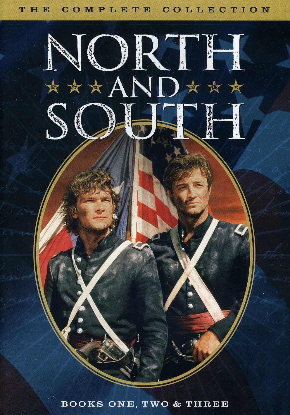 North & South: Complete DVD