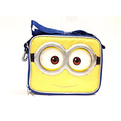 1 X Despicable Me Minion Lunch Kit: Kitchen & Dining