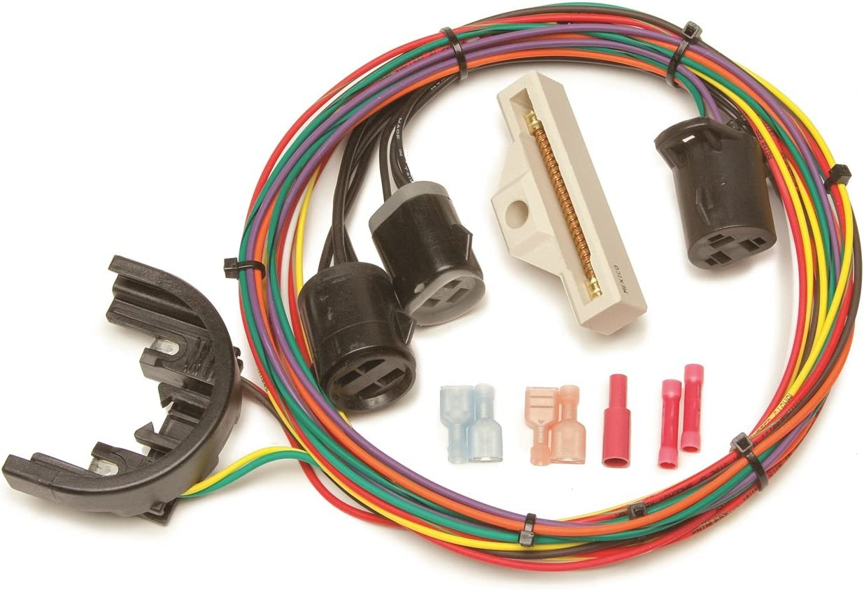 jeep ignition wiring amazon com painless performance 30819 jeep duraspark ii harness jeep tj ignition switch wiring diagram amazon com painless performance 30819