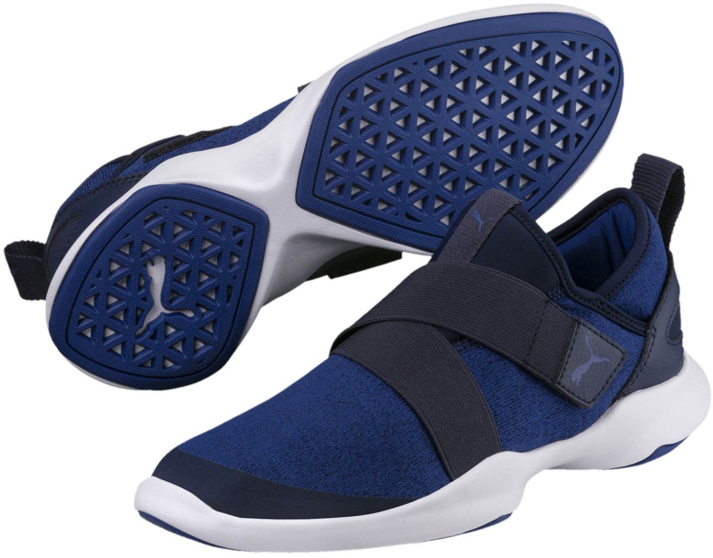 PUMA Women's Dare Ac Sneaker B077SS2K78 6.5 M US|Peacoat-sodalite Blue