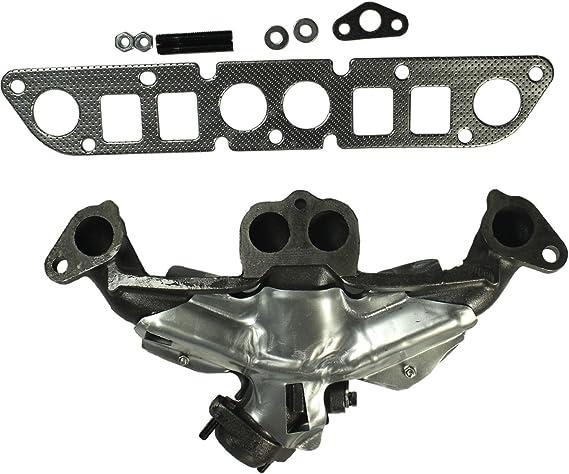 MOSTPLUS 674-225 Exhaust Manifold w//Gasket for Jeep Cherokee Wrangler Comanche CJ7 Dodge Dakota 2.5L 4CYL