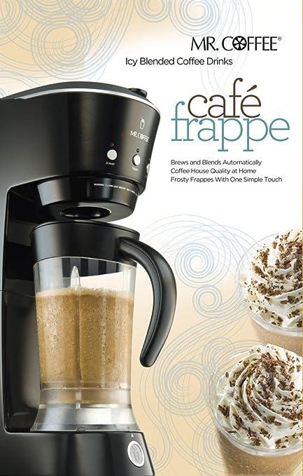 Mr  Coffee BVMC-FM1 20-Ounce Frappe Maker: Amazon co uk