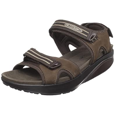 MBT Mens Jawabu m chocolate Fashion Sandals Brown Chocolate Size  15 (49 EU) 0658a54ec820