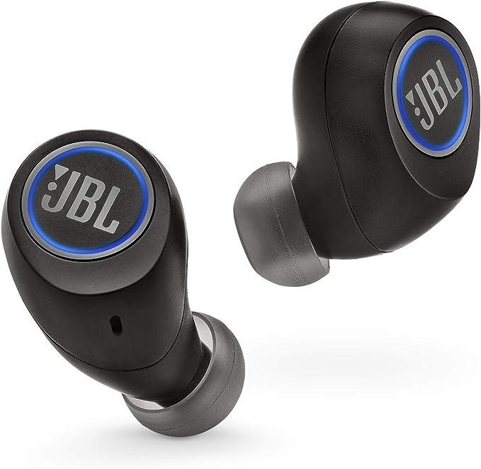 Amazon.com: JBL FREEXBLK Free X Wireless in-Ear Headphones - (JBLFREEXBLKBT) Black (Renewed): Home Audio & Theater