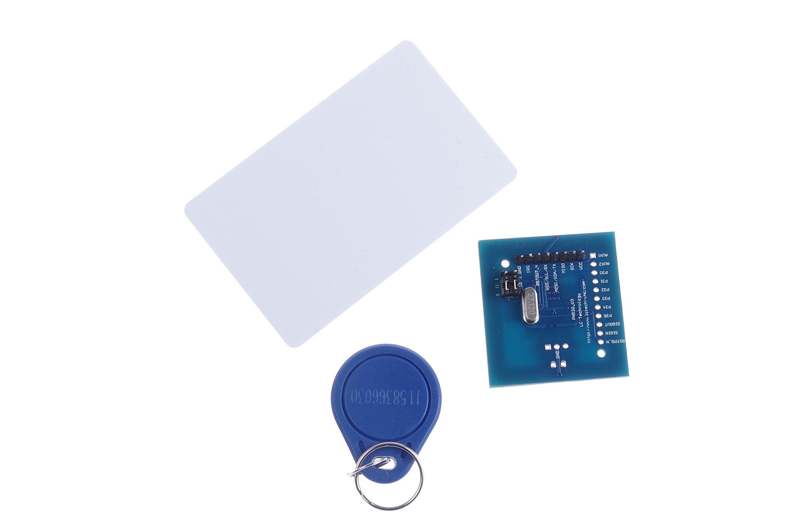 KNACRO PN532 NFC/RFID Module Near field communication module 13.56mHz Electronic tag Wireless module
