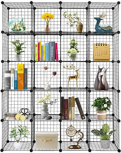 Reviewed: VINGLI DIY Wire Cube Storage