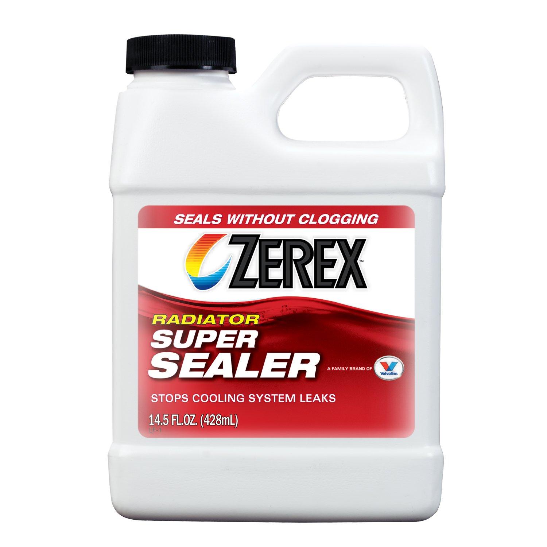 Zerex Super Radiator Sealer - 14.5oz (Case of 12) (ZXC03-12PK) by Zerex