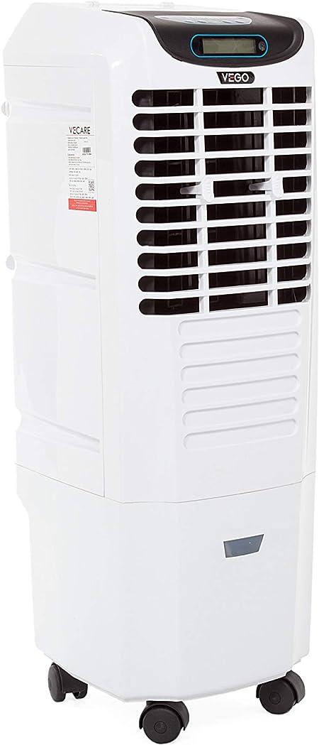 Vego Climatizador Evaporativo para Superficies de 25 m² con Mando a Distancia Empire 25i: Amazon.es: Hogar