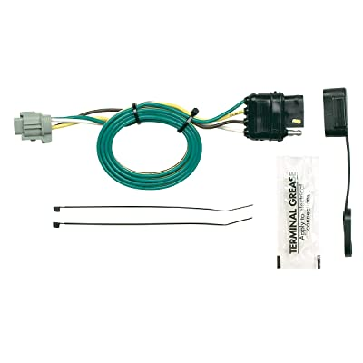 Hopkins 43595 Plug-In Simple Vehicle Wiring Kit: Automotive