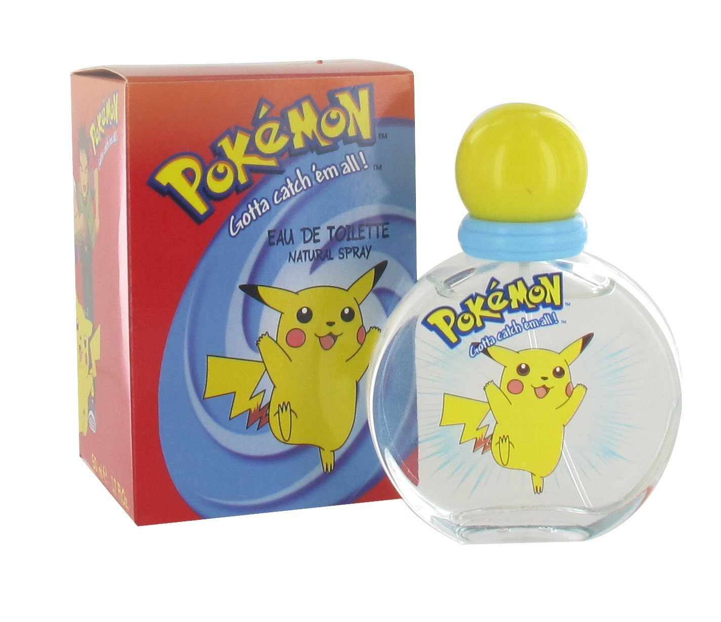 Pokemon Eau De Toilette 50ml / 1.7 fl.oz Air - Val Int