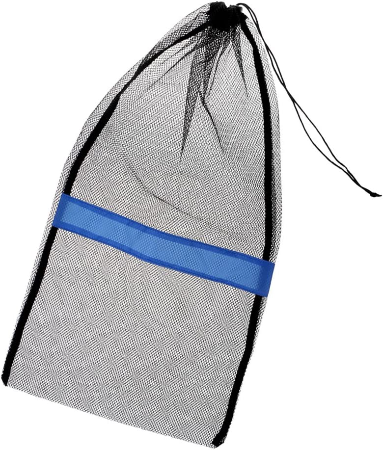 Heavy Duty Scuba Dive Snorkeling Gear Mesh Drawstring Bag