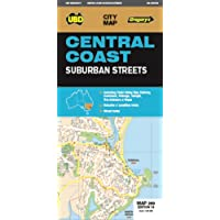Central Coast NSW Map 289 14th ed