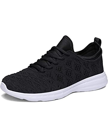 9f2d4e966e8656 JOOMRA Women Lightweight Sneakers 3D Woven Stylish Athletic Shoes