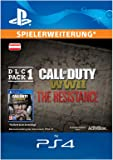 Call of Duty: WWII - The Resistance: DLC Pack 1 DLC   PS4 Download Code - österreichisches Konto