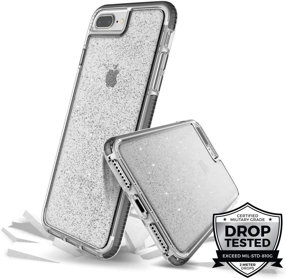 Prodigee [Superstar] Silver for iPhone 8 Plus - iPhone 7 Plus - iPhone 6/6s Plus (5.5