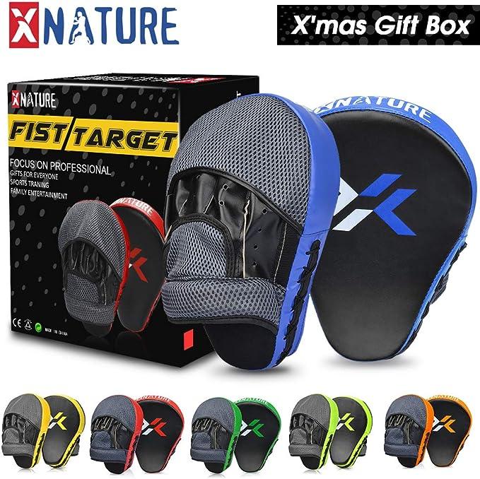 Rectangle Kick Pad Foot Focus Target Pad Strike Shield for Punching Boxing Karate Training Benkeg Foot Focus Pad