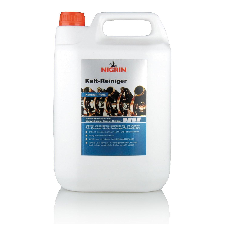 Nigrin 72290 - Detergente a freddo RepairTec, contenitore da 5 litri